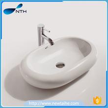 新泰和MY-3023台上陶瓷盆