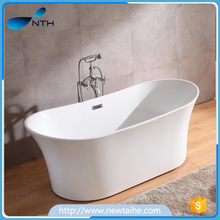 新泰和卫浴亚克力独立式浴缸MY-1854